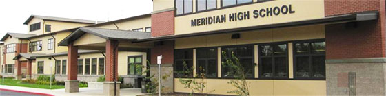 Meridian High School, Bellingham, WA
